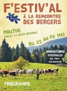 festival a la rencontre des bergers